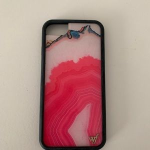 iPhone 6/7/8 wildflower case!